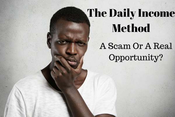 The Daily Income Method