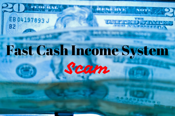 The Fast Cash Income System