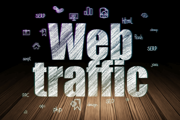 5 Ways To Get Free Website Traffic