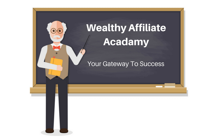 Here is How Wealthy Affiliate Forced Me To Become Successful