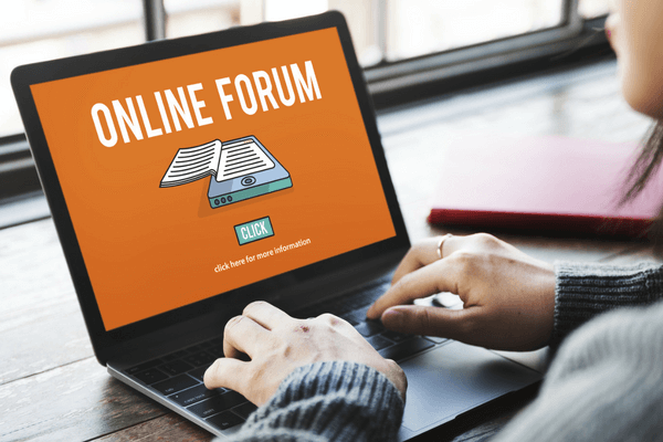 Join Forums As An Active Member