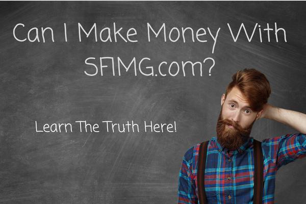 Can I Make Money With SFIMG.com