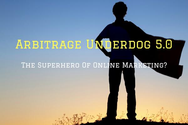 Arbitrage Underdog 5.0
