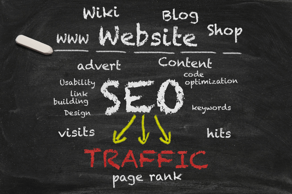 Get Organic Traffic With SEO