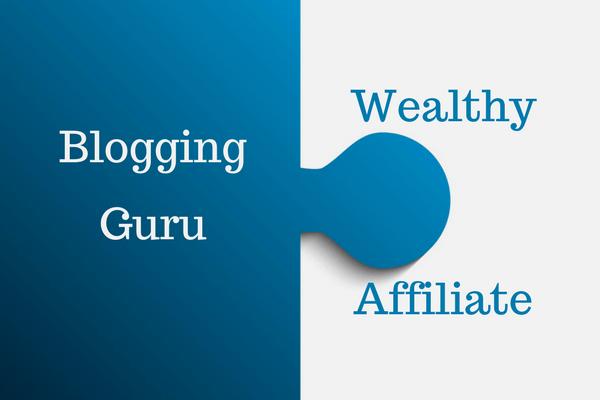 Is Blogging Guru As Good As Wealthy Affiliate