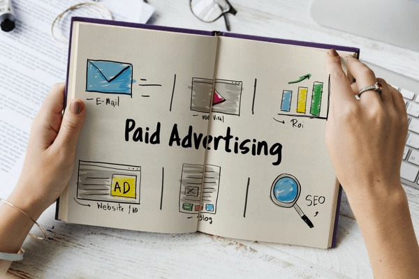 Use paid advertising